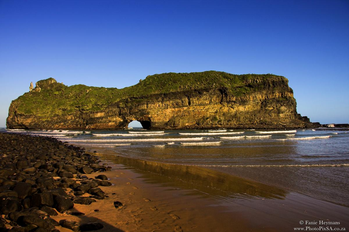 Hole in the Wall at Transkei