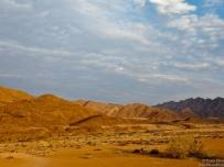 Arid Dry Sub Saharan landscape