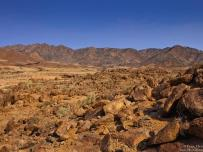 Desert mountains in Richtersveld South Africa