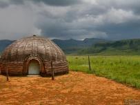 Zulu Hut at Drakensberg South Africa