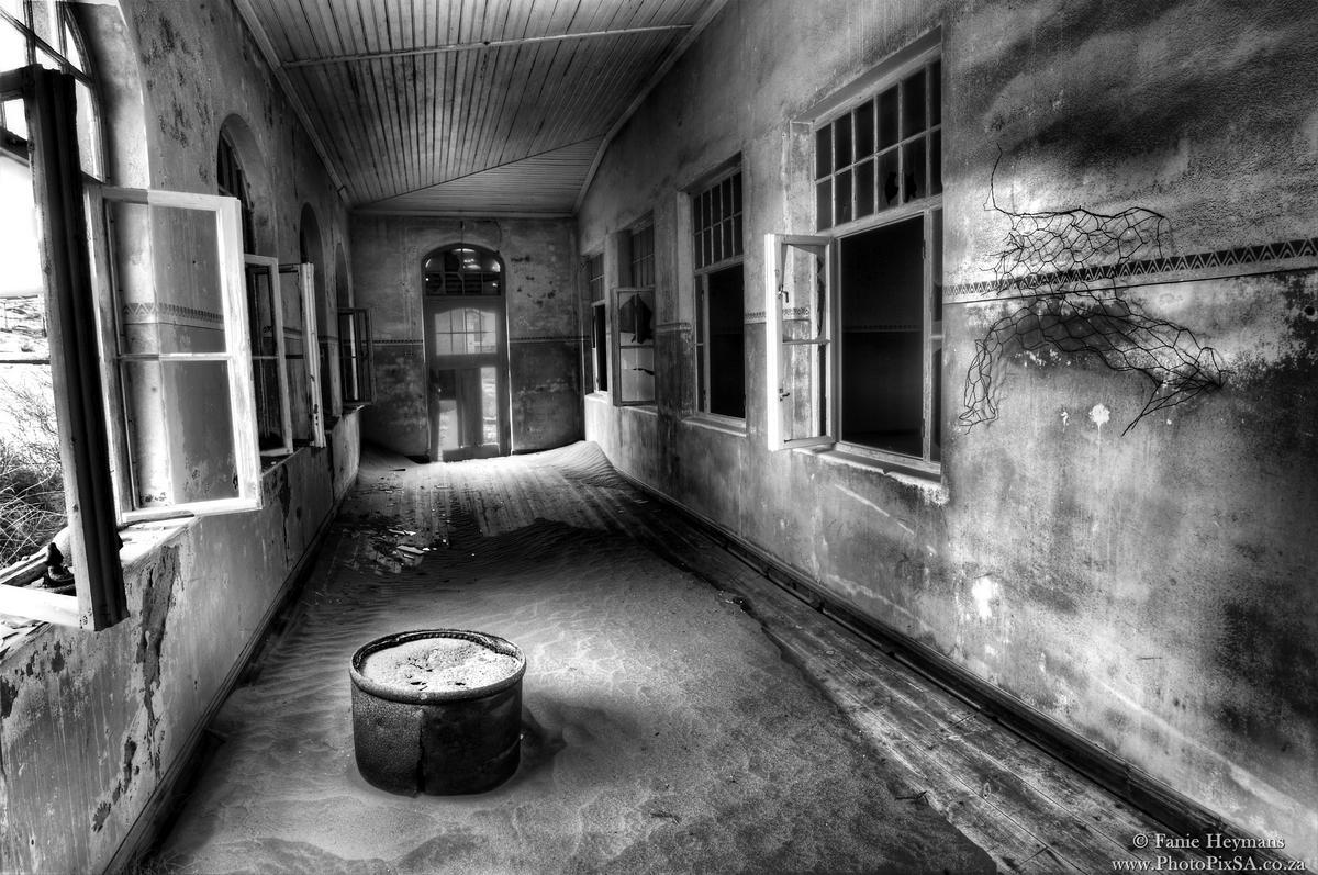 Old Hospital passage