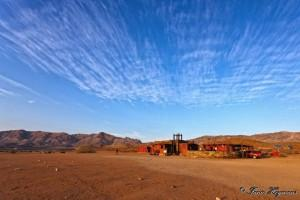 Richtersveld Northern Cape Hakkies Doring Base Camp. Richtersveld, Northern Cape Sout Africa.