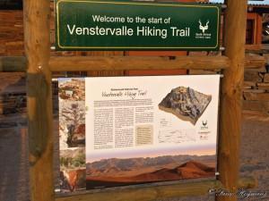 Richtersveld Northern Cape Venstervalle Hiking Trail at Hakkiesdoring Base camp. Richtersveld, Northern Cape, South Africa.